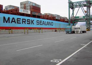 Direktabnahme der Container in den Seehäfen